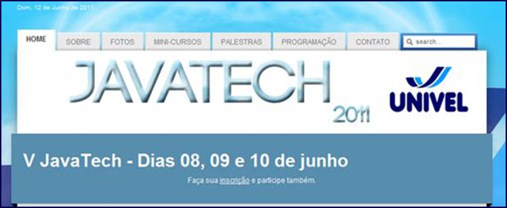 JavaTech 2011