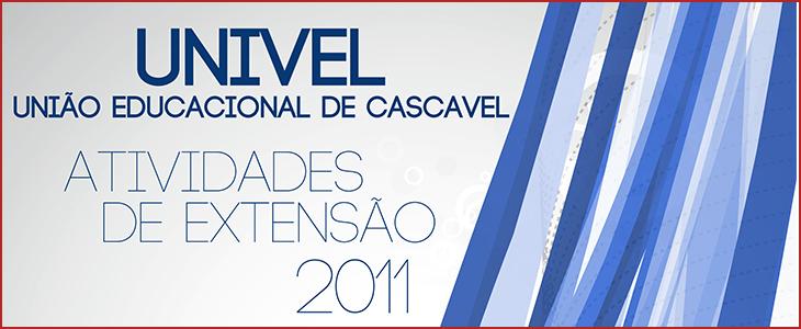 Anuário Univel 2011