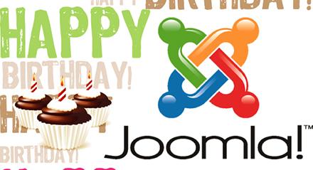 7 anos de Joomla!