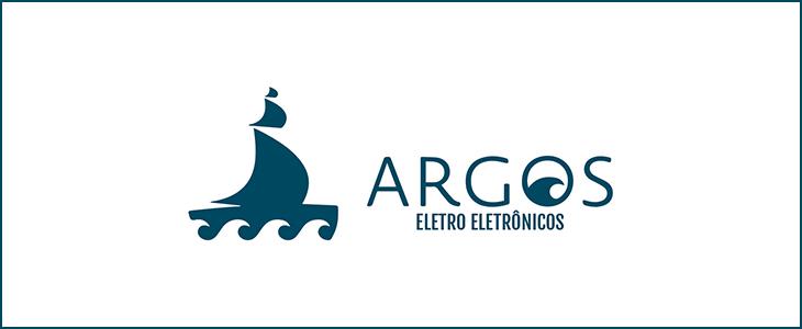 Projeto Identidade Visual Argos Eletroeletrônicos
